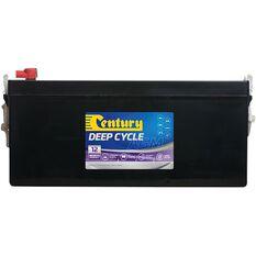 C12-270DA Century AGM Deep Cycle Battery, , scanz_hi-res