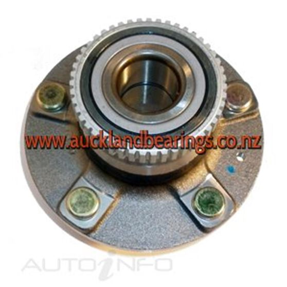 DAEWOO REAR WHEEL BEARING (HUB UNIT ABS) 5 STUD