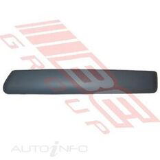 FRONT BUMPER - MLDG - PRIMED/GREY - R/H, , scanz_hi-res