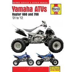 YAMAHA RAPTOR 660 & 700 ATVS 2001 - 2012, , scanz_hi-res