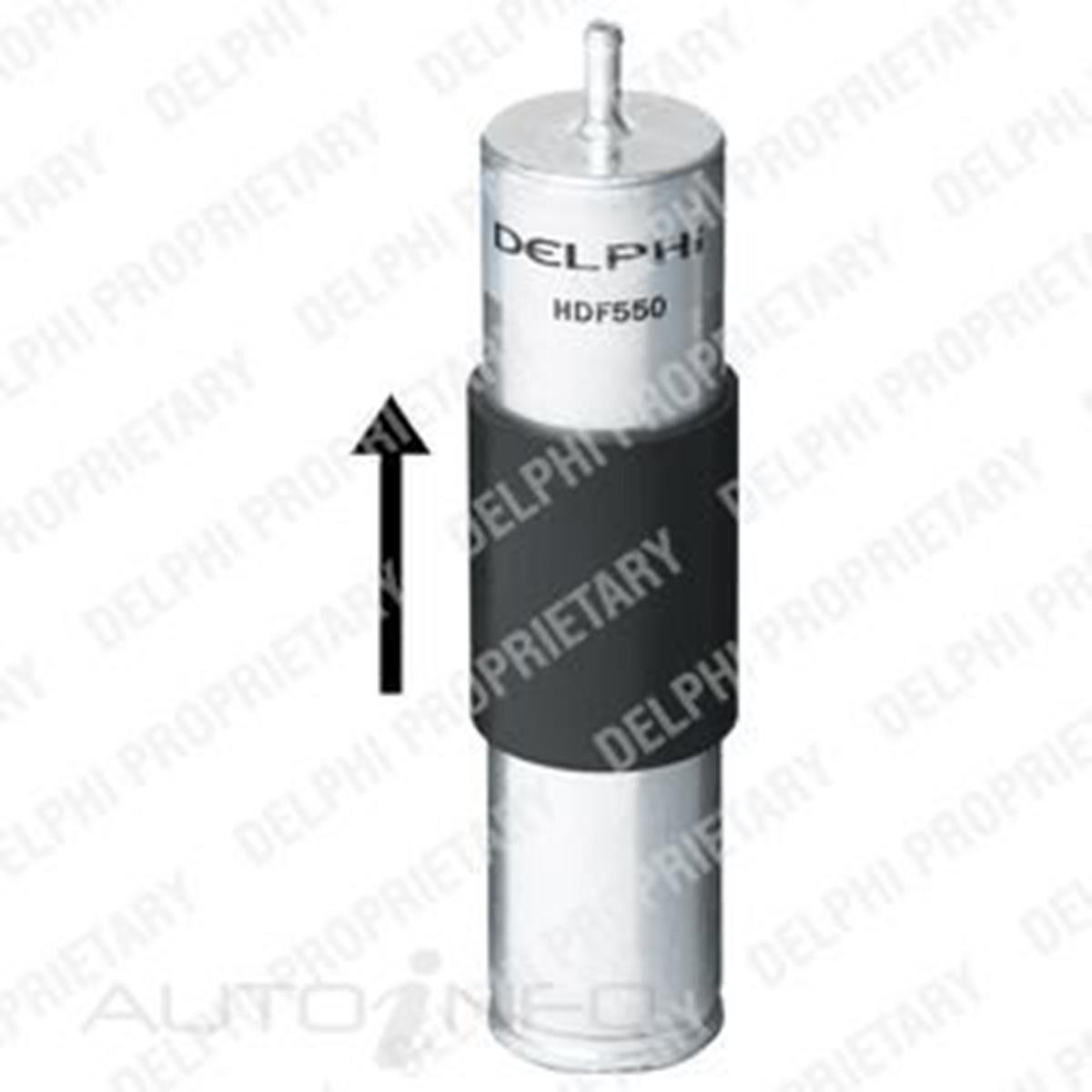 Delphi Diesel Filter HDF550 Part No