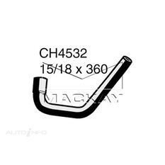 ENGINE OIL COOLER - COOLANT HOSE FORD TERRITORY SY 4.0 LITRE (6CYL) OUTLET (TUBRO)*, , scanz_hi-res