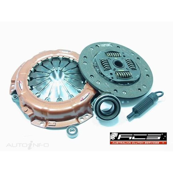 C/KIT H/D OUTB TOY HILUX 240*21*29 LN130 LESS F/WHL