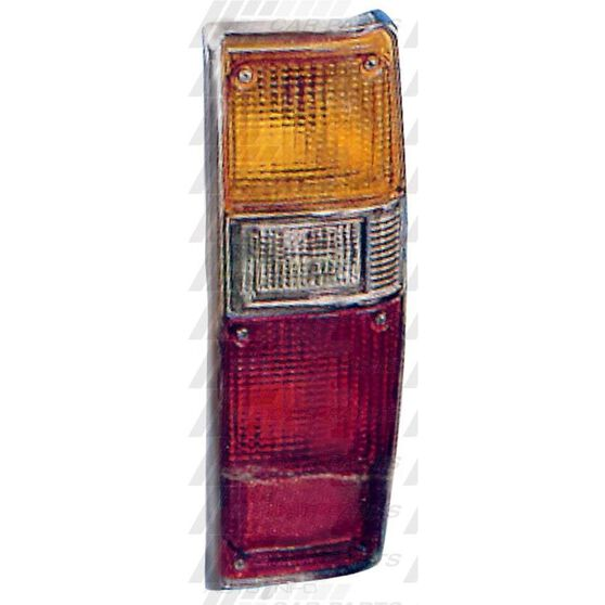 REAR LAMP - R/H - CHROME TRIM, , scanz_hi-res