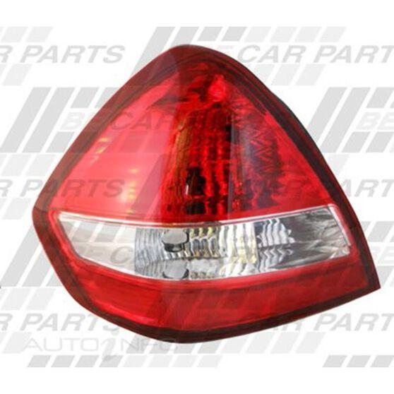 REAR LAMP - L/H - CLEAR PLASTIC (NO LINES), , scanz_hi-res
