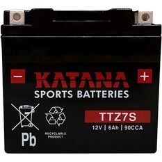 TTZ7S Katana Motorcycle Battery, , scanz_hi-res