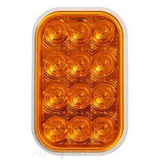LED 45 9-33V REAR INDICATOR INSERT, , scanz_hi-res