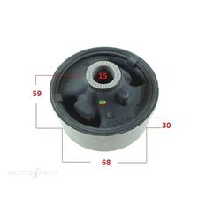 Toyota Corolla Altis F/L/Arm Bush, , scanz_hi-res