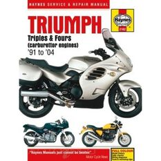 TRIUMPH TRIPLES AND FOURS (CARBURETTOR E, , scanz_hi-res