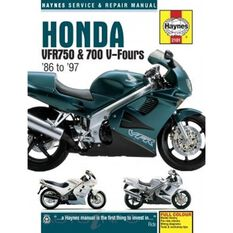HONDA VFR750 & 700 V-FOURS (86 - 97), , scanz_hi-res
