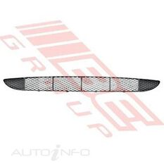GRILLE - IN BUMPER - W/O FOG LAMP HOLE