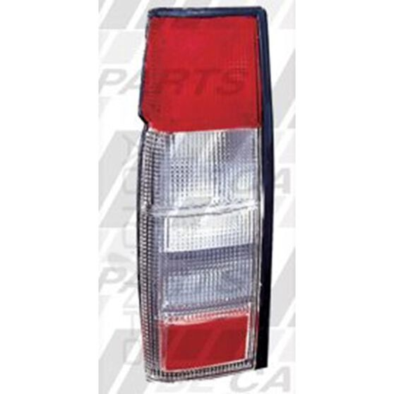 REAR LAMP - L/H - RED/CLEAR/CLEAR/RED, , scanz_hi-res