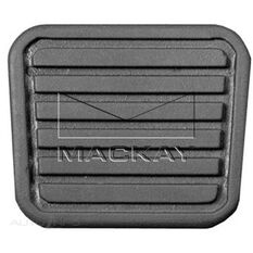 BRAKE PEDAL PAD  - HOLDEN RODEO RA - 3.0L I4 TURBO DIESEL - MANUAL, , scanz_hi-res
