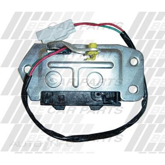 TAILGATE - LOCK ASSY, , scanz_hi-res