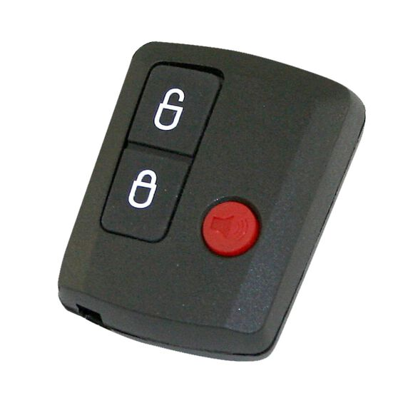 REMOTE COMPLETE FORD BA-BF 3 BUTTON, , scanz_hi-res