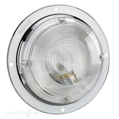 LAMP INTERIOR CHROME ROOF