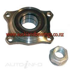ALFA FRONT WHEEL BEARING KIT, , scanz_hi-res