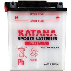 YB12AL-A Katana Motorcycle Battery, , scanz_hi-res