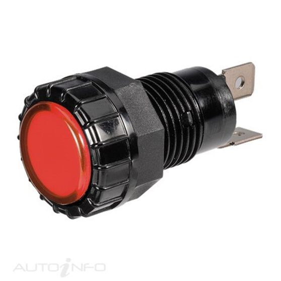 PILOT LAMP LED 24V RED
