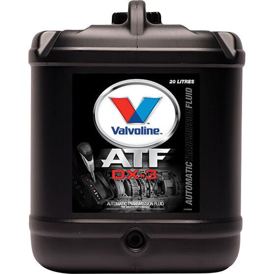 VALVOLINE ATF DX-3 20L, , scanz_hi-res