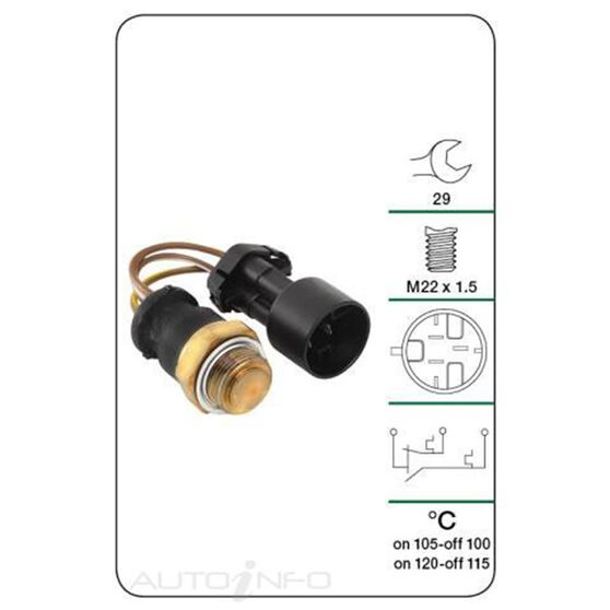 TRIDON THERMO FAN SWITCH, , scanz_hi-res