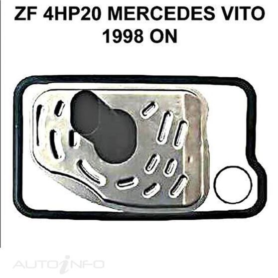 ZF 4HP20 MERCEDES VITO 1998 ON, , scanz_hi-res