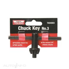 TOLEDO CHUCK KEY 16MM, , scanz_hi-res