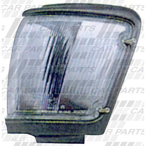 CORNER LAMP - L/H - CLEAR - GREY TRIM, , scanz_hi-res