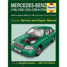 HM MERCEDES BENZ C180-C250 1993-2000, , scanz_hi-res