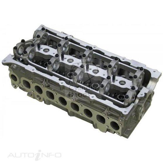 Cylinder Head - Hyundai D4CB-A CRD 03-06, , scanz_hi-res