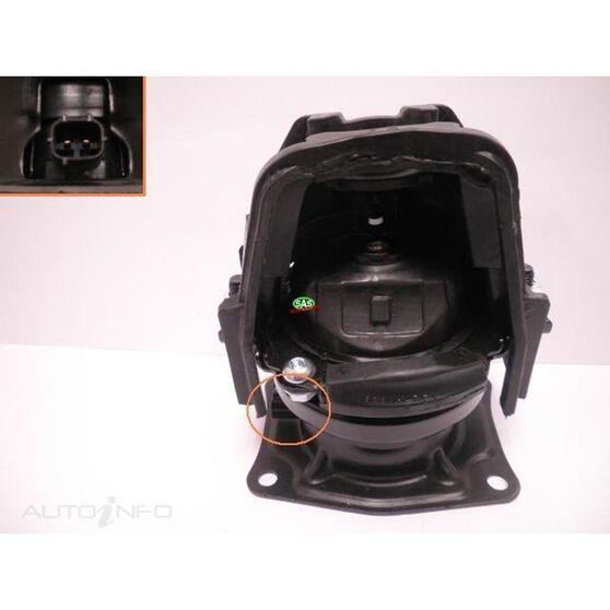 Honda Odyssey 05-07 RH Front engine mount, , scanz_hi-res