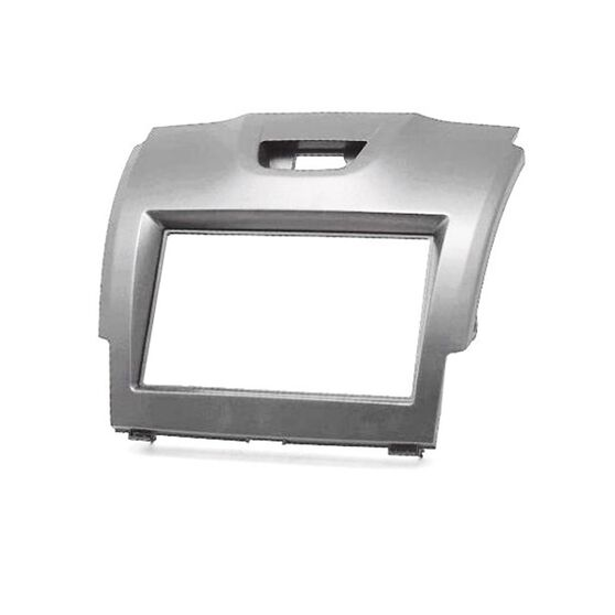 FITTING KIT HOLDEN COLORADO 12-20 GREY DOUBLE DIN, , scanz_hi-res