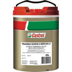 TRANSMAX DEX-VI MERCON LV 20L, , scanz_hi-res