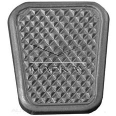 BRAKE PEDAL PAD  - MAZDA T4000 . - 4.0L I4  DIESEL - MANUAL & AUTO, , scanz_hi-res