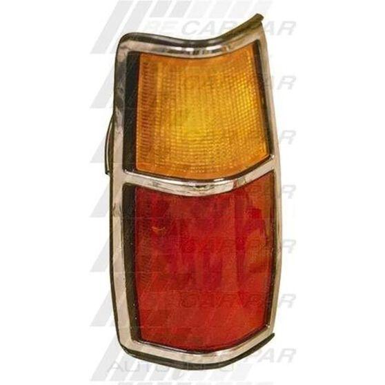 REAR LAMP - L/H - CHROME