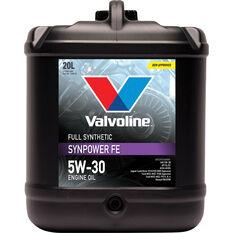 VALVOLINE SYNPOWER FE 5W30 20L, , scanz_hi-res