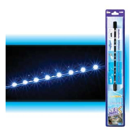 LED THIN STICK 8IN BLUE