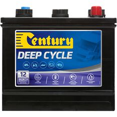 12DC Century Deep Cycle Battery, , scanz_hi-res