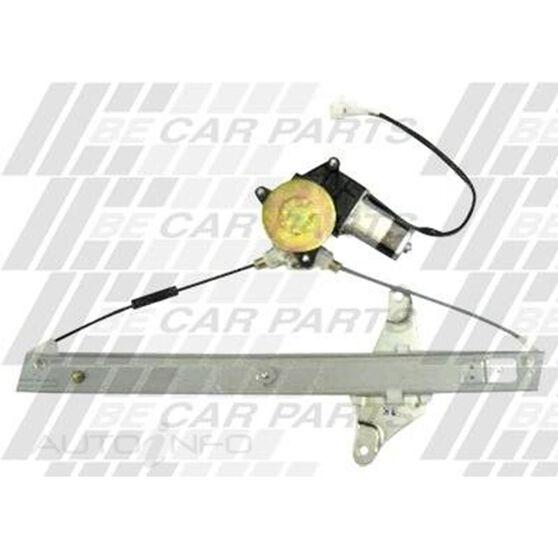 REGULATOR - L/H - FRONT - ELEC W/MOTOR, , scanz_hi-res