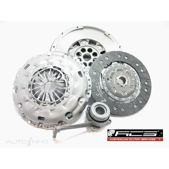 C/KIT VW TRAN T5 DSL 03>08 240*26*28.7 INC CSC & DMASS
