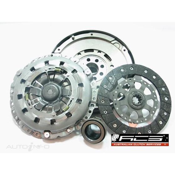 C/KIT BMW 318I E46 98>01 228*10*29 INC DMASS F/WHL