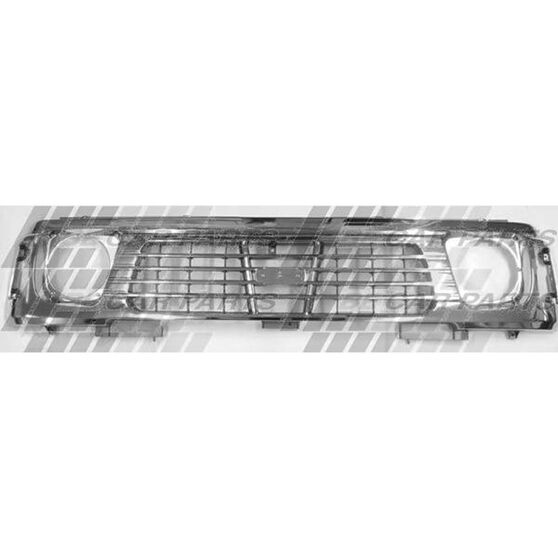 GRILLE - ALL CHROME, , scanz_hi-res