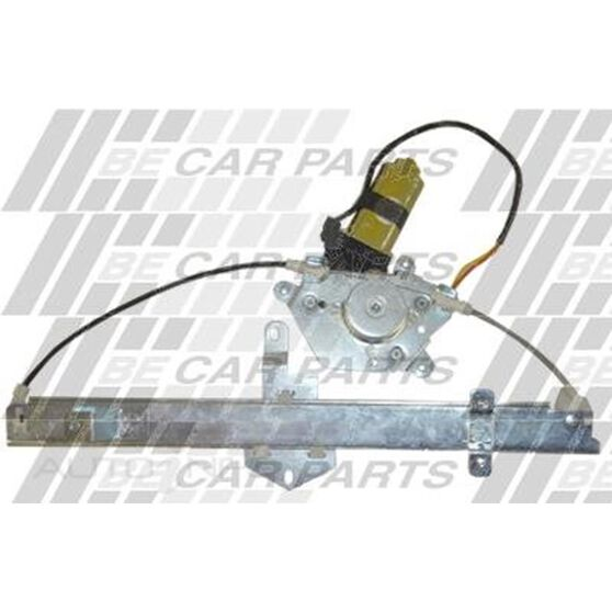 REGULATOR - R/H  REAR - ELECTRIC W/MOTOR