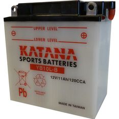 YB10L-B Katana Motorcycle Battery, , scanz_hi-res
