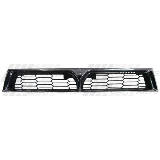 GRILLE - CHROME/BLACK, , scanz_hi-res