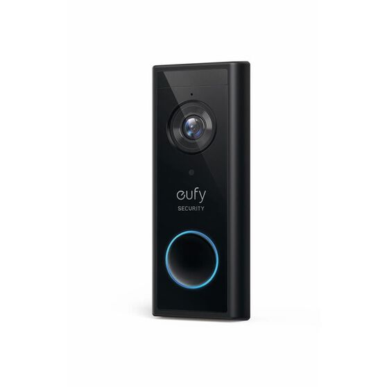 VIDEO DOORBELL 2K WITH BUILT-IN BATTERY, ADD ON TO EXISTING EUFY SYSTEM ONLY, , scanz_hi-res