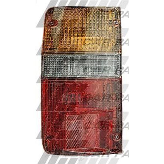 REAR LAMP - LENS - L/H - BLACK, , scanz_hi-res