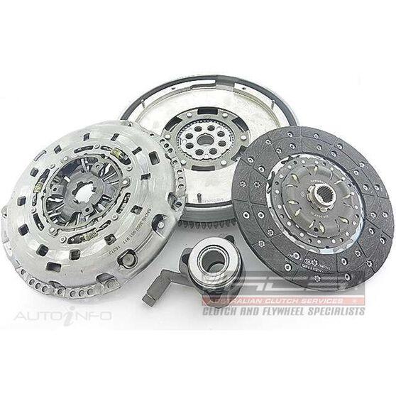C/KIT FIAT DUC 3.0 TBO 07> 2.3 260MM INC DMASS F/W CONC S/CYL