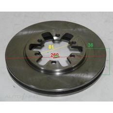 Rotor 260x37.5x26  F  Navara/Urvan E24 87-, , scanz_hi-res