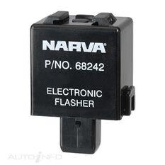 FLASHER ELEC 12V 3 PIN 7MM